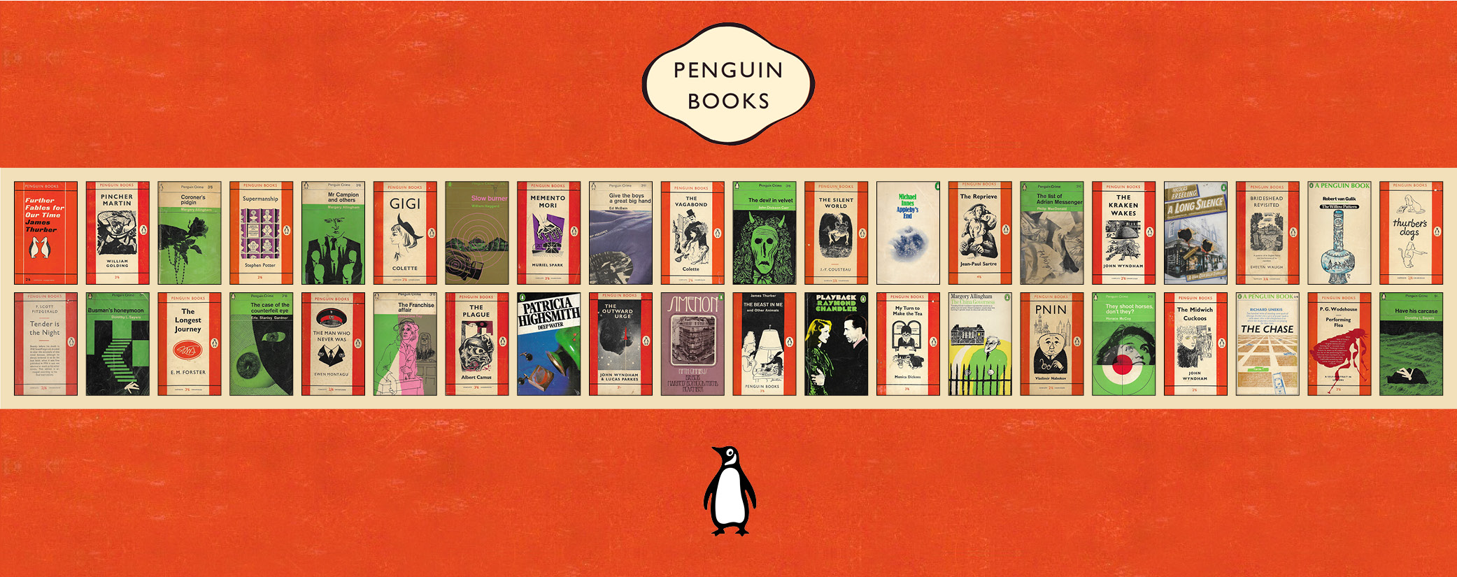VINTAGE PENGUIN BOOKS