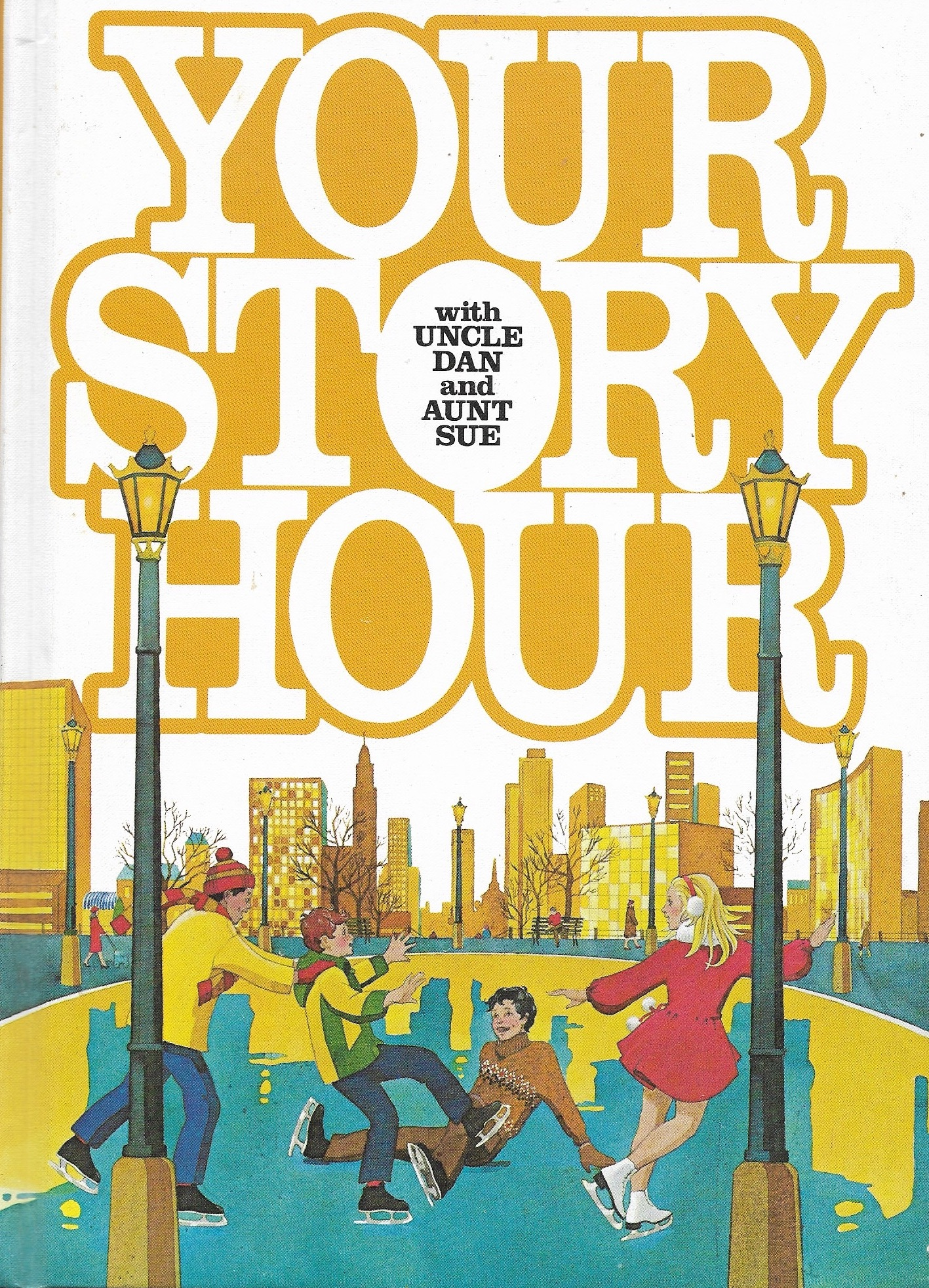 Your Story Hour with Uncle Dan and Aunt Sue Volume Two by Bobbie Jane Van  Dolson Elaine Meseraull on Bleak House Books