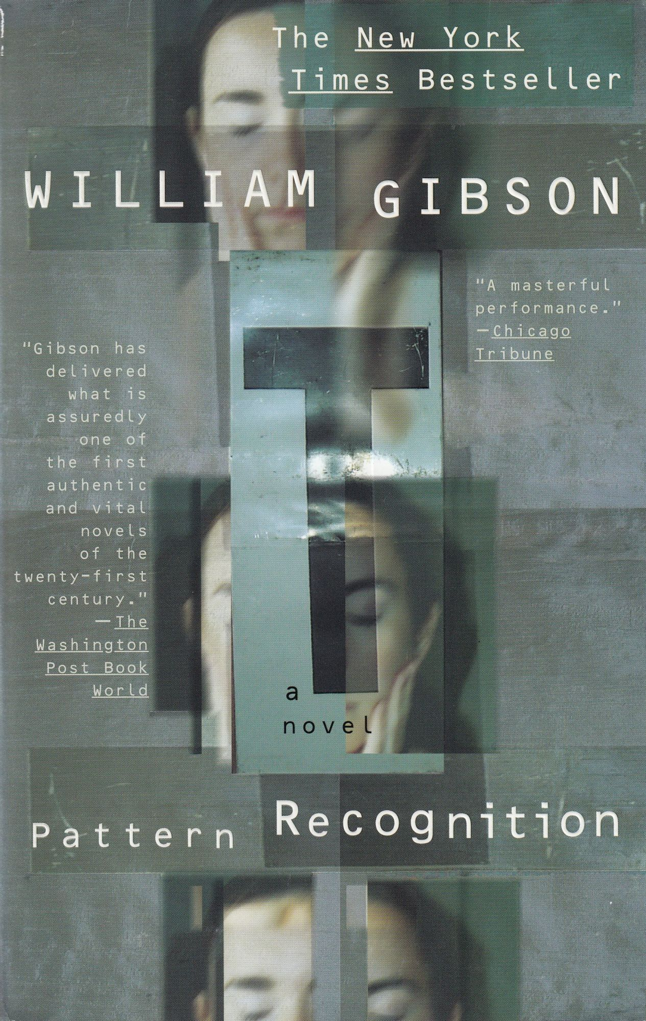 Pattern Recognition William Gibson Simple Inspiration Ideas