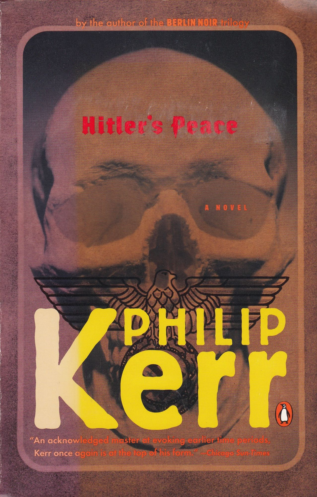 Hitler's Peace: A Novel of the Second World War | Philip