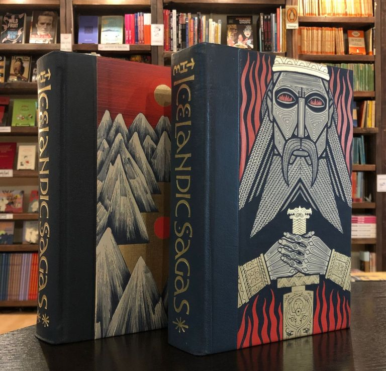 The Icelandic Sagas (Complete Two Volume Set). Magnus Magnusson.