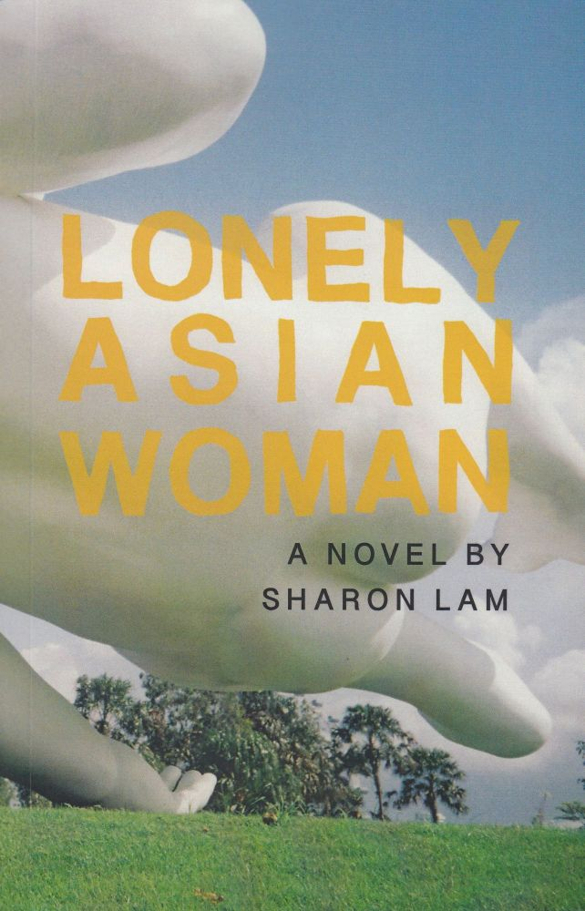 Lonely Asian Woman. Sharon Lam.