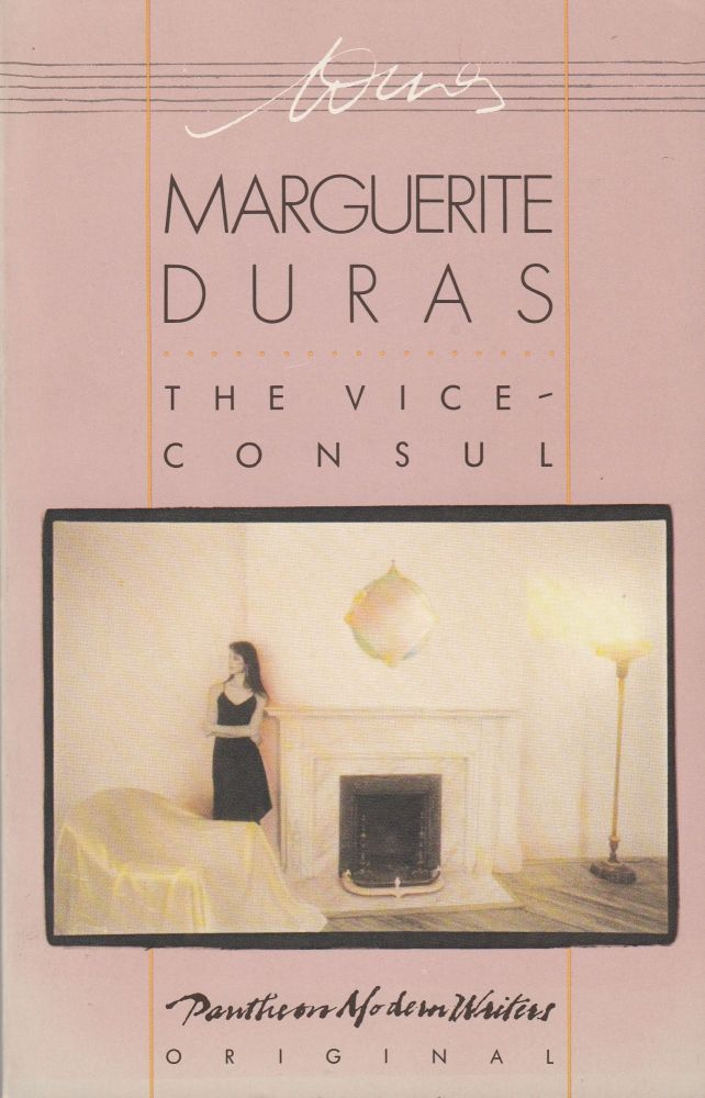 The Vice-Consul. Marguerite Duras.