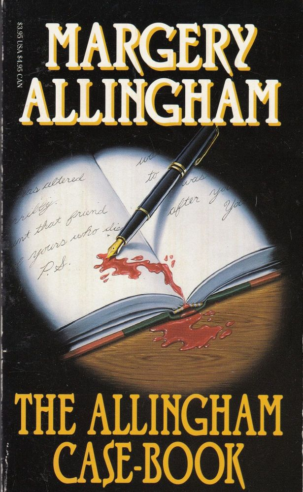 The Allingham Case-Book. Margery Allingham.