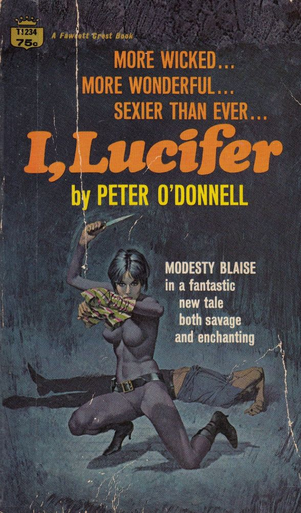 I, Lucifer. Peter O'Donnell.