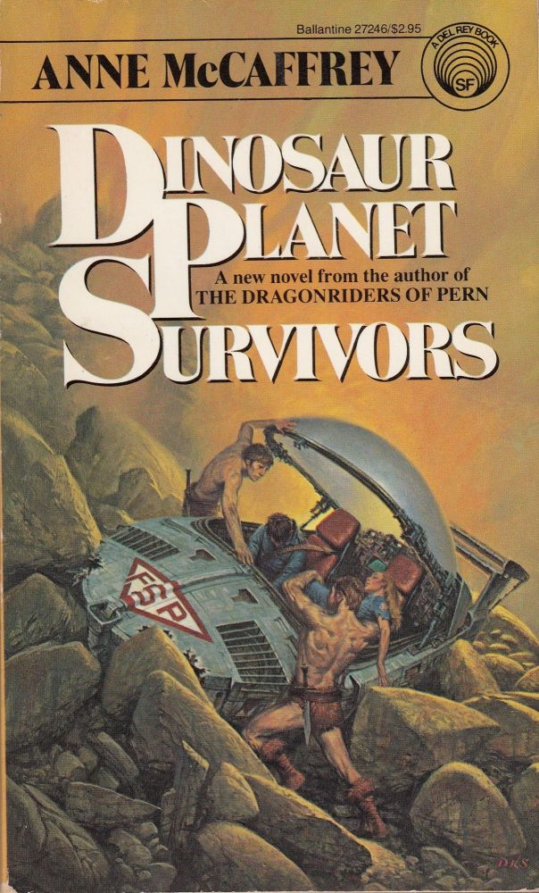 Dinosaur Planet Survivors. Anne McCaffrey.