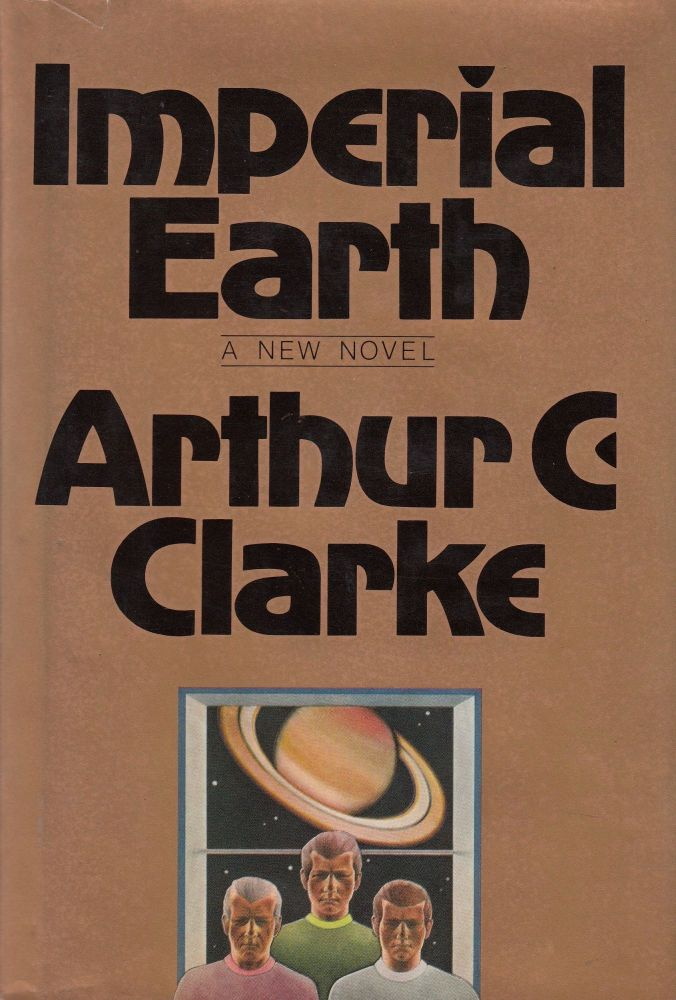 Imperial Earth. Arthur C. Clarke.