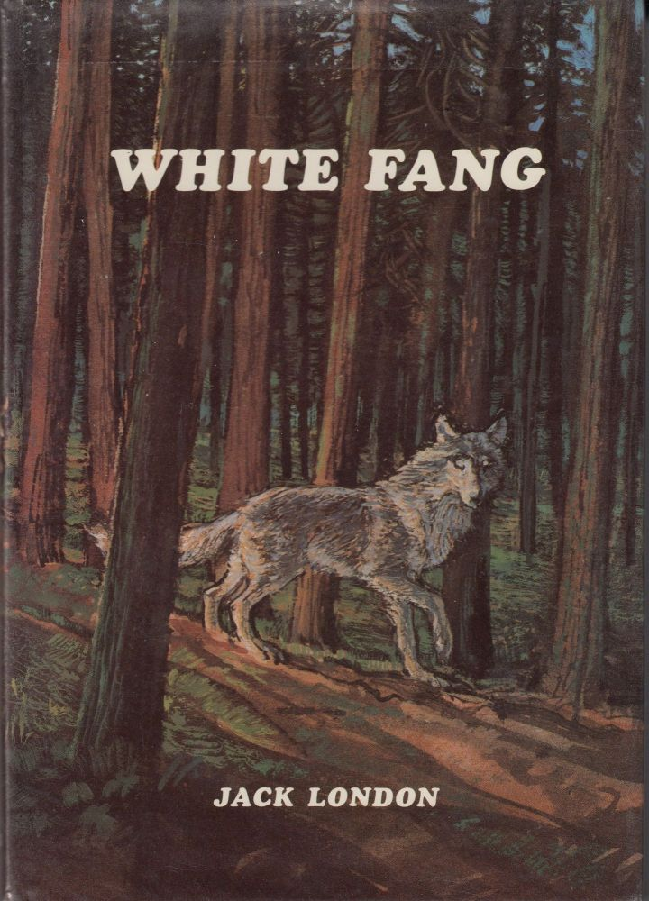 White Fang. Jack London.