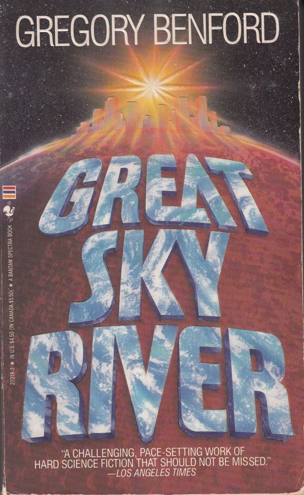 Great Sky River. Gregory Benford.