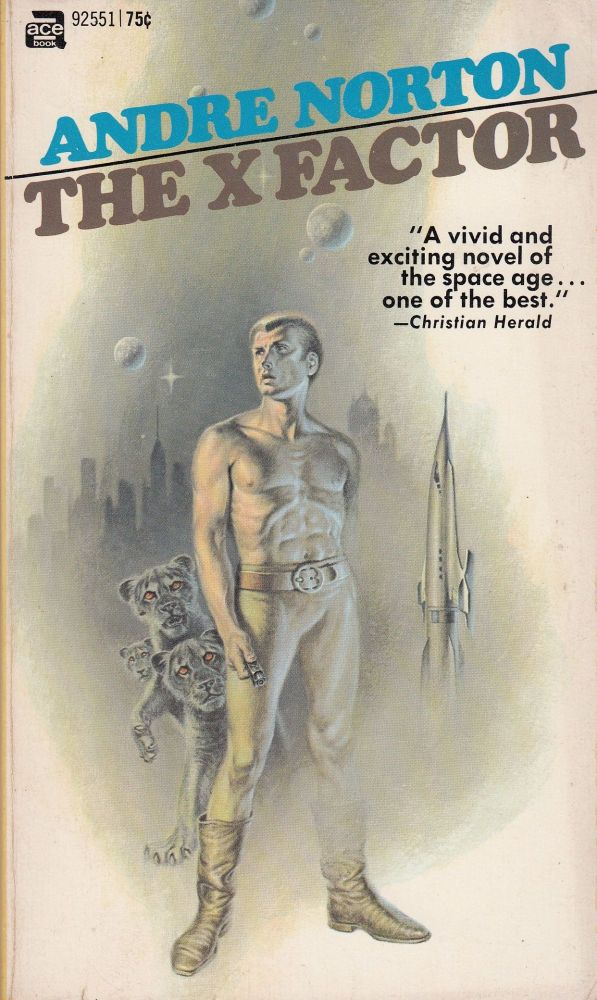 The X Factor. Andre Norton.