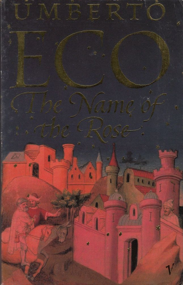 The Name of the Rose. Umberto Eco.
