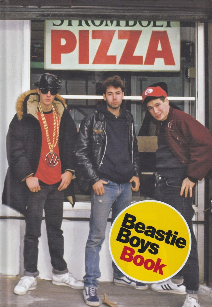 Beastie Boys Book. Adam Horovitz Michael Diamond.