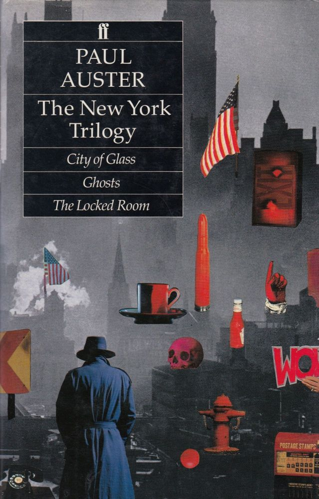 The New York Trilogy. Paul Auster.