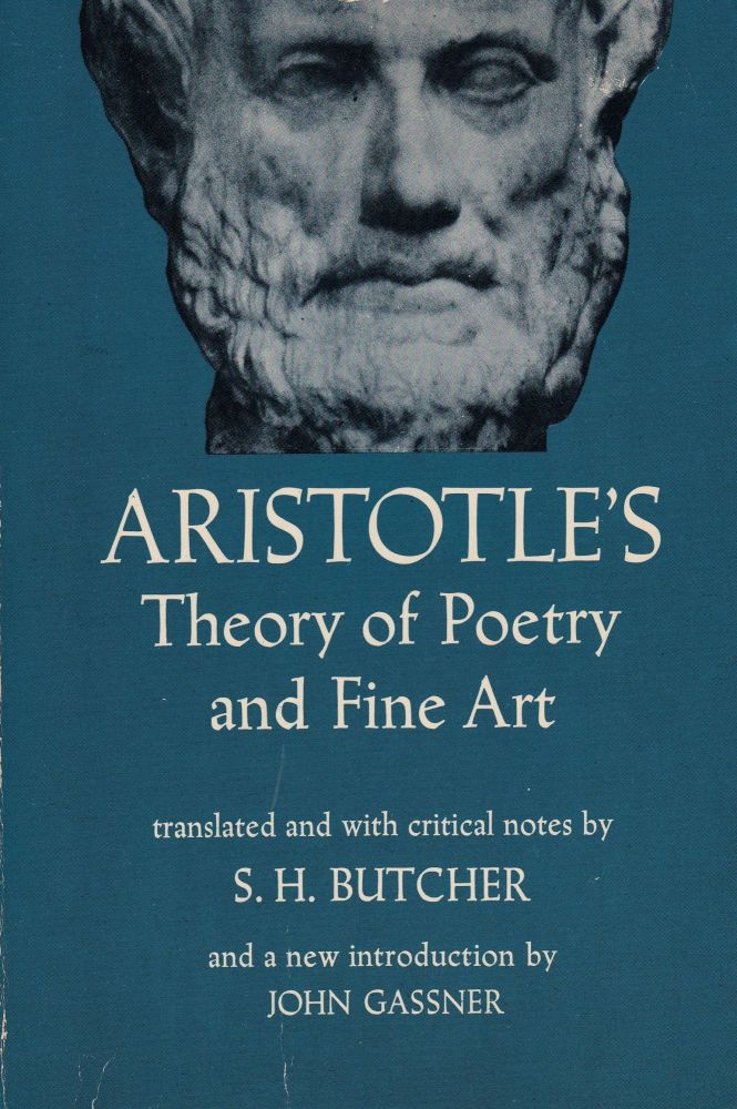 Aristotle's Theory of Poetry and Fine Art. Aristotle.