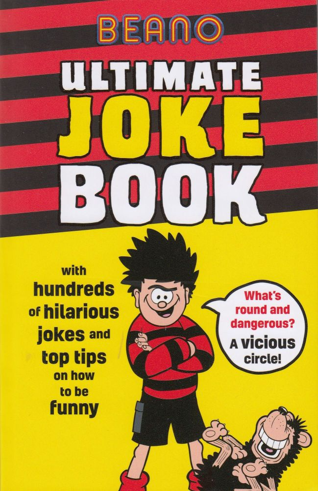 Beano Ultimate Joke Book. Beano.