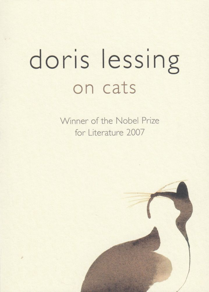 On Cats. Doris Lessing.