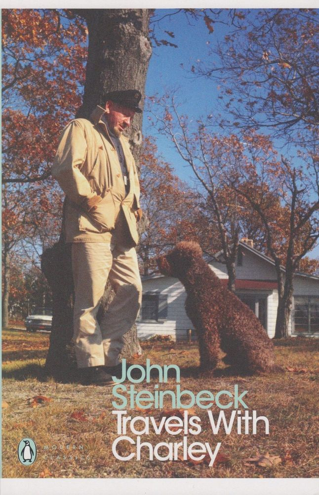 Travels With Charley. John Steinbeck.