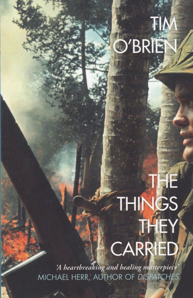 The Things They Carried. Tim O'Brien.