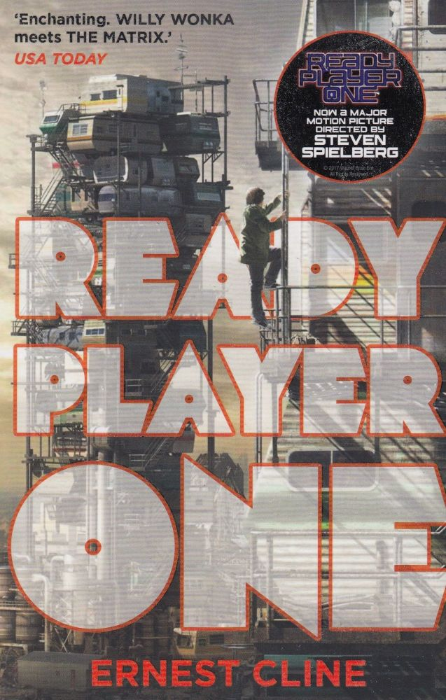 Ready Player One. Ernest Cline.