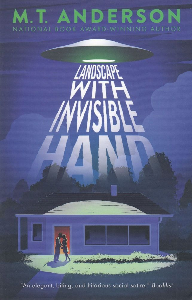 Landscape With Invisible Hand. M T. Anderson.