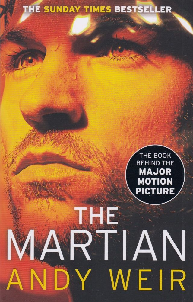 The Martian. Andy Weir.
