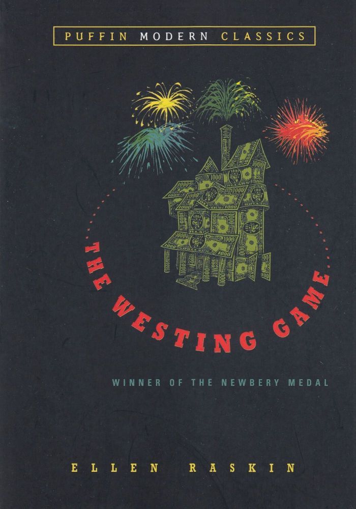 The Westing Game. Ellen Raskin.