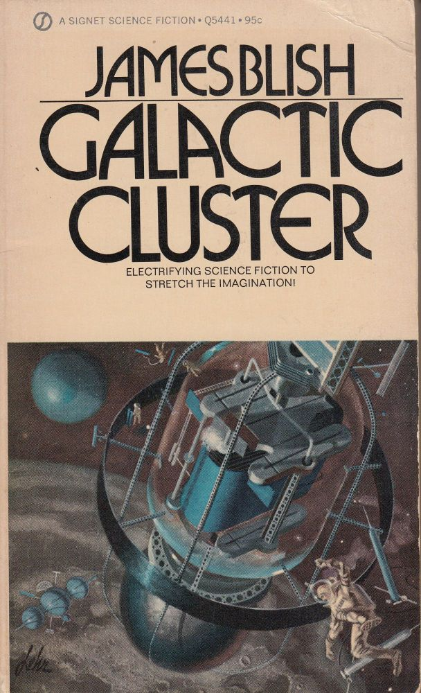 Galactic Cluster. James Blish.