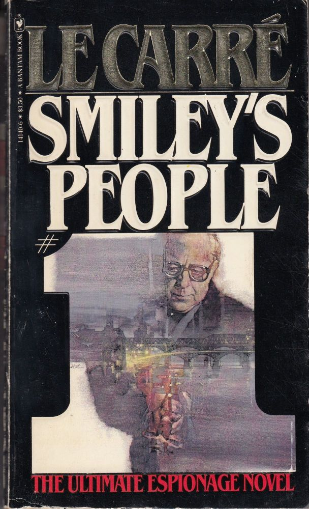 Smiley's People. John Le Carre.