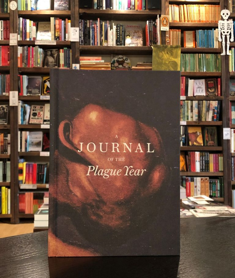 A Journal of the Plague Year. Inti Guerrero Cosmin Costinas, Lesley Ma.