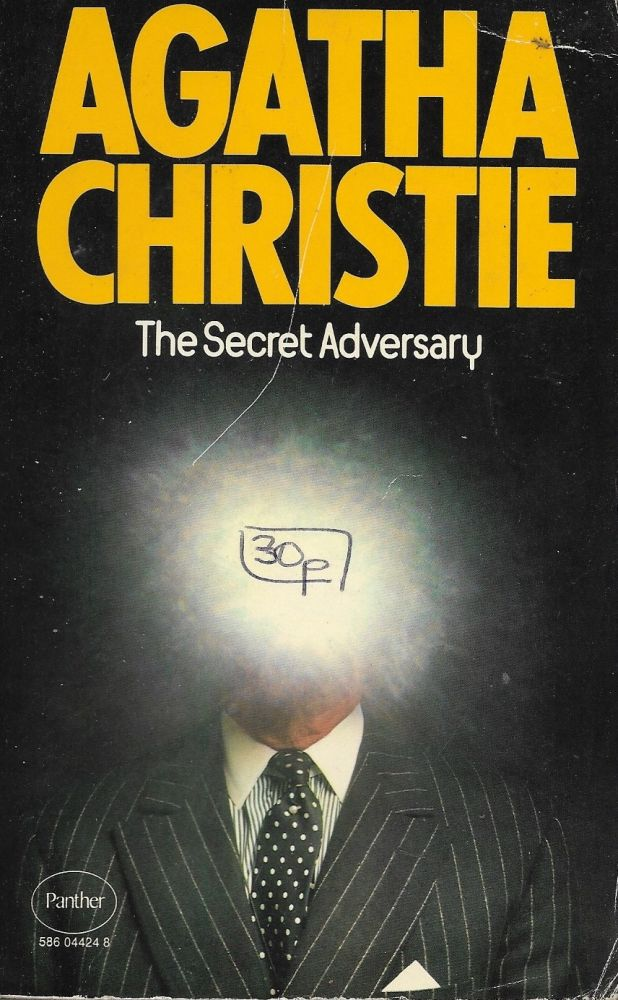 The Secret Adversary. Agatha Christie.