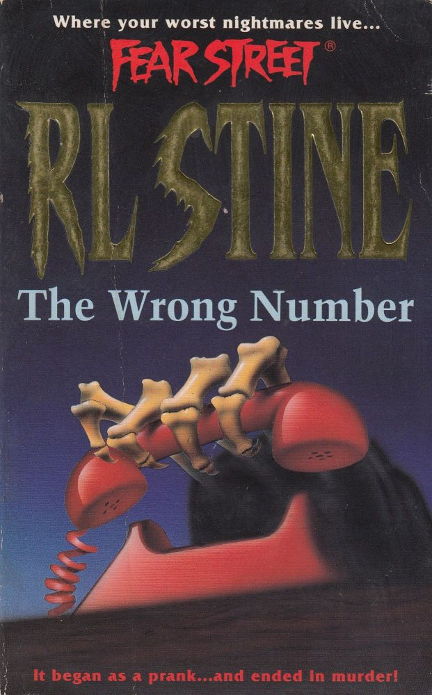 The Wrong Number. R L. Stine.