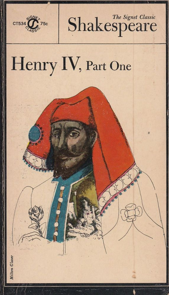 The History of Henry IV (Part One). William Shakespeare.