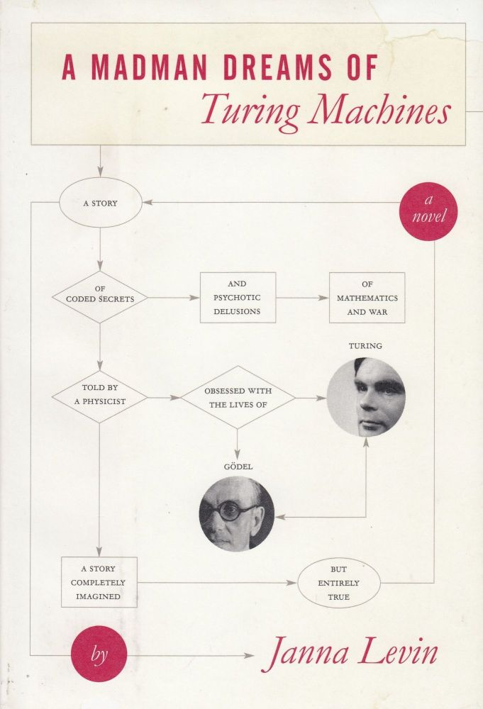 A Madman Dreams of Turing Machines. Janna Levin.