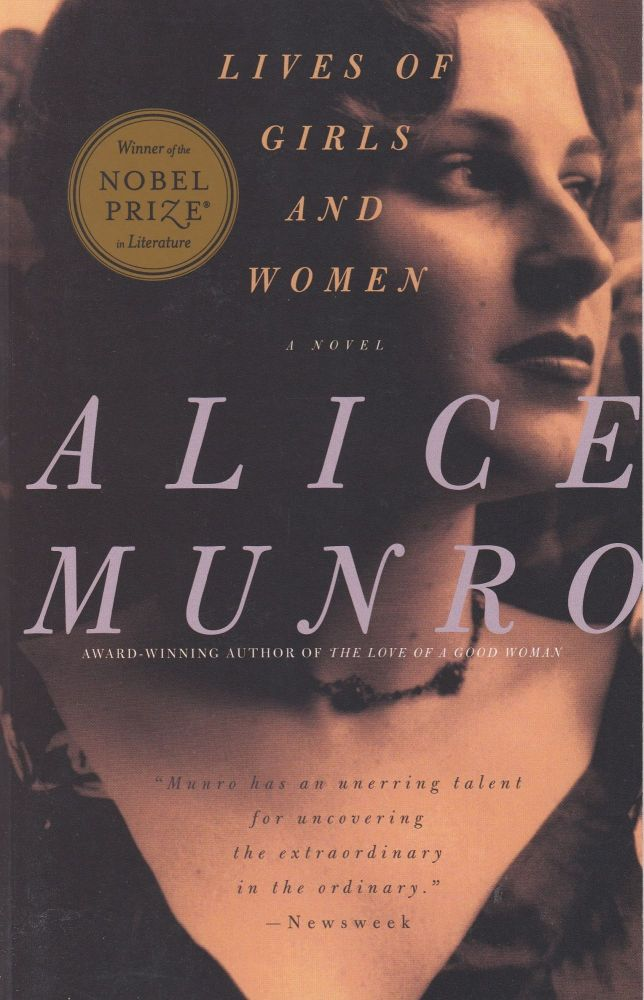 Lives of Girls and Women. Alice Munro.