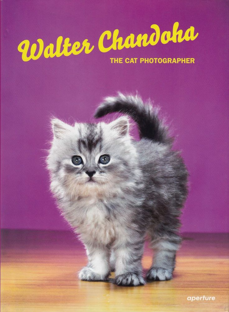 Walter Chandoha: The Cat Photographer. Brittany Hudak David La Spina.