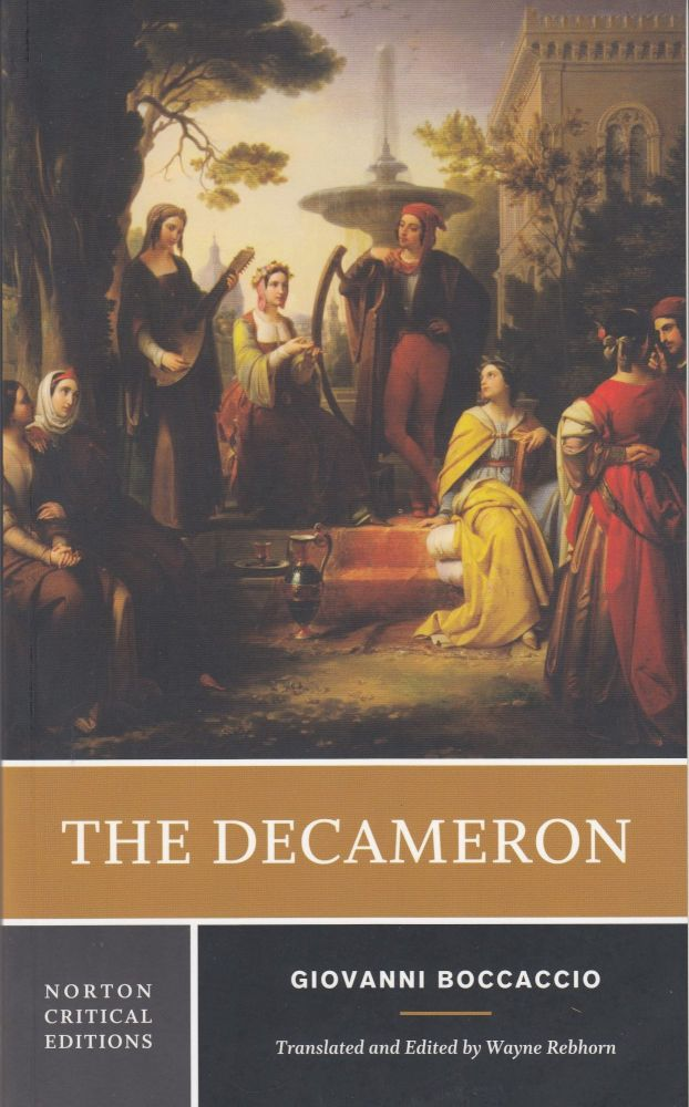 The Decameron. Giovanni Boccaccio.