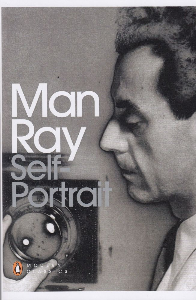 Self- Portrait. Man Ray.