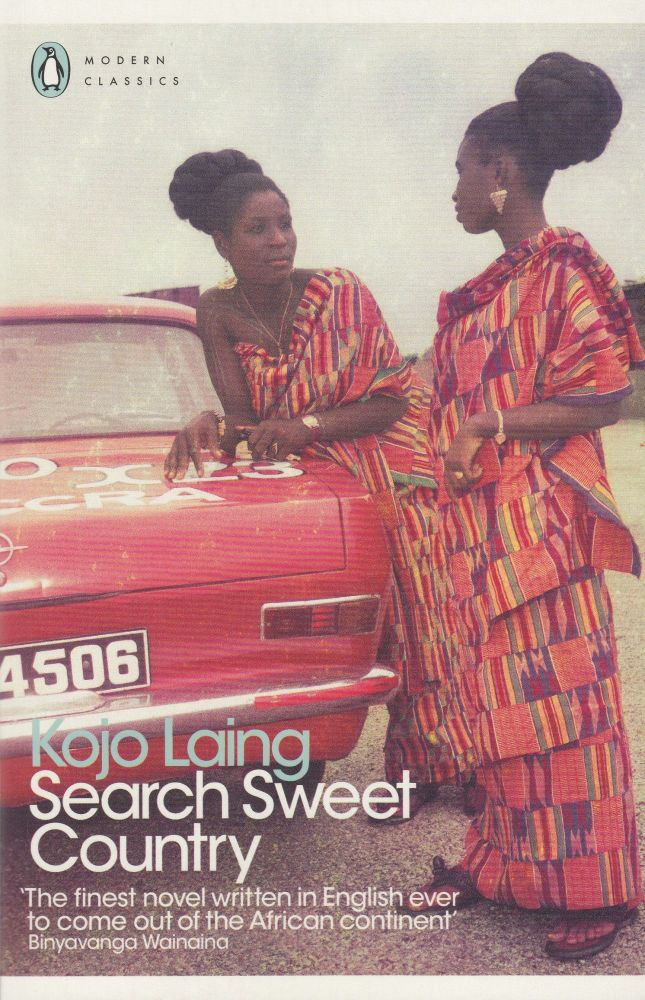 Search Sweet Country. Kojo Laing.