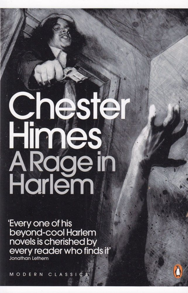 A Rage in Harlem. Chester Himes.
