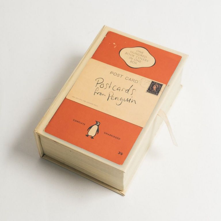Postcards from Penguin: One Hundred Book Covers in One Box. Penguin Books.