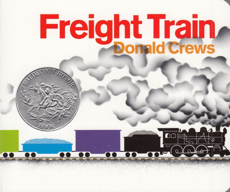 Freight Train. Donald Crews.
