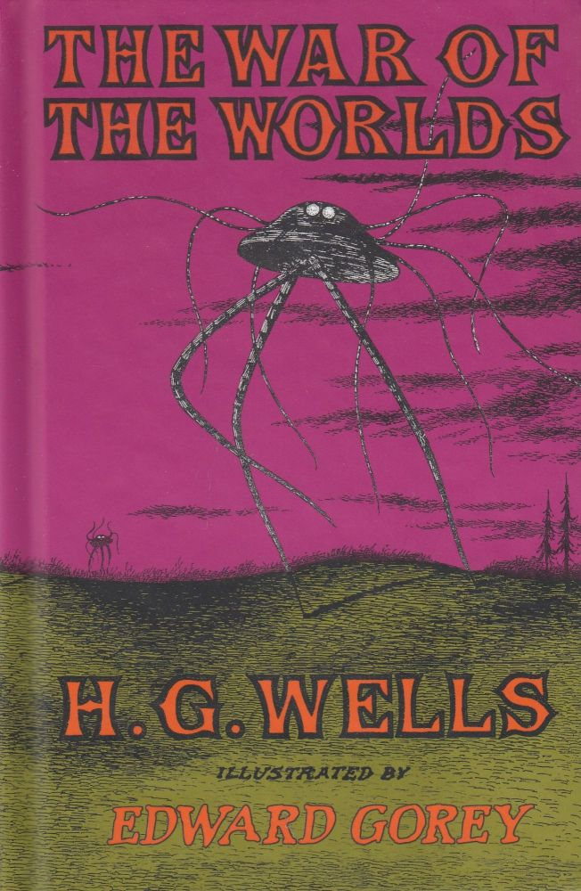 The War of the Worlds. H G. Wells.