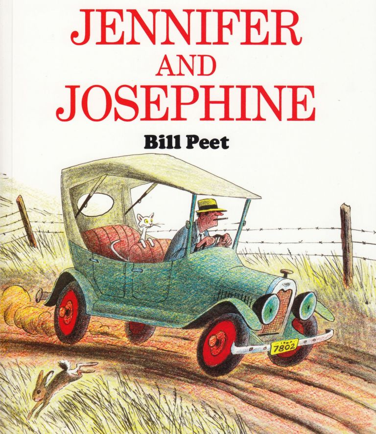 Jennifer and Josephine. Bill Peet.