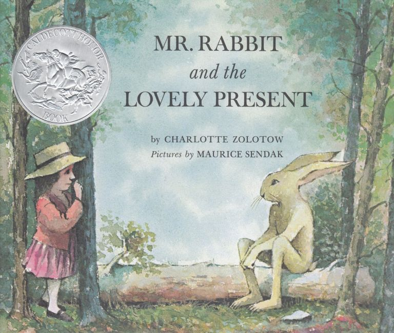 Mr. Rabbit and the Lovely Present. Charlotte Zolotow.