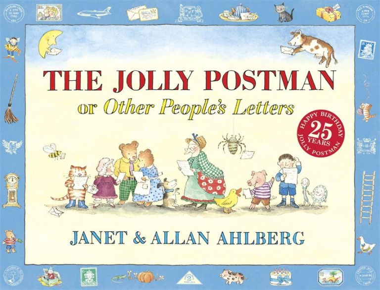 The Jolly Postman or Other People's Letters. Allan Ahlberg Janet Ahlberg.