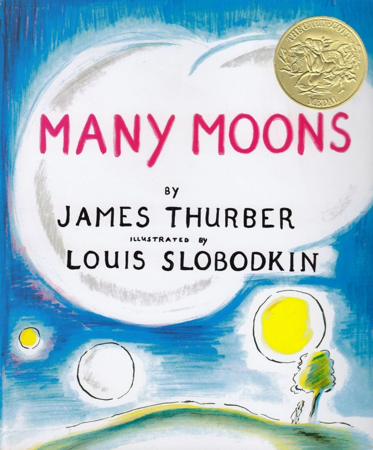 Many Moons. James Thurber.