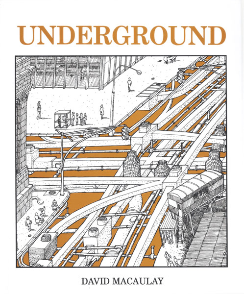 Underground. David Macaulay.