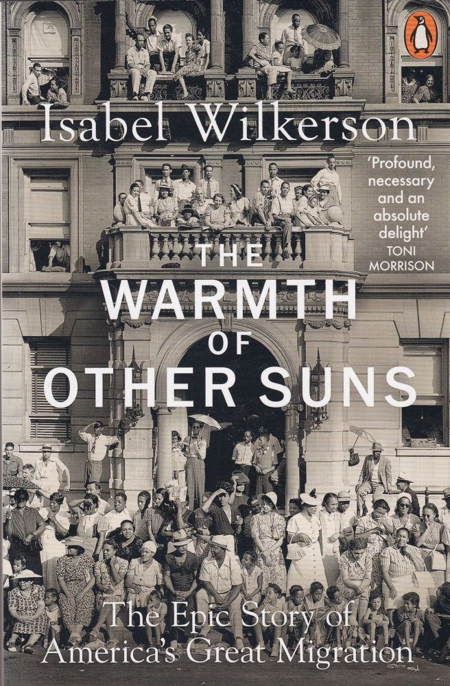 The Warmth of Other Suns. Isabel Wilkerson.