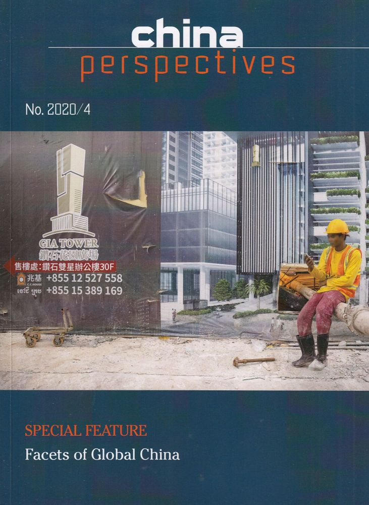 China Perspectives No. 2020/4. French Centre for Research of Contemporary China.