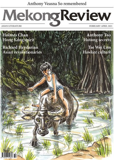 Mekong Review Issue 22 (February - April 2021). Minh Bui Jones.